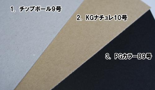 箱の紙を選択してください
